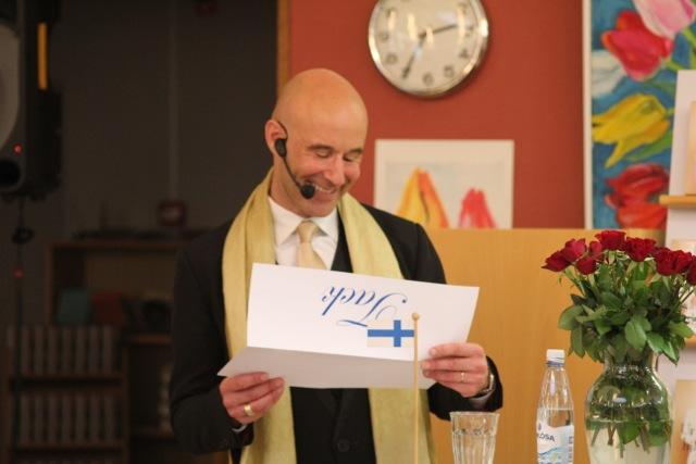 en check till Unicef