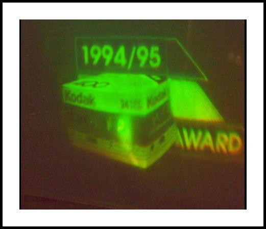 Kodak Quality Award
