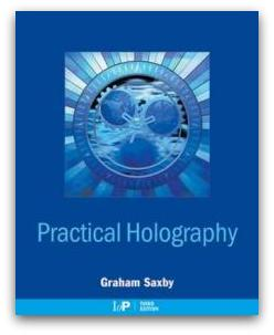 PRACTICAL HOLOGRAPHY Graham Saxby