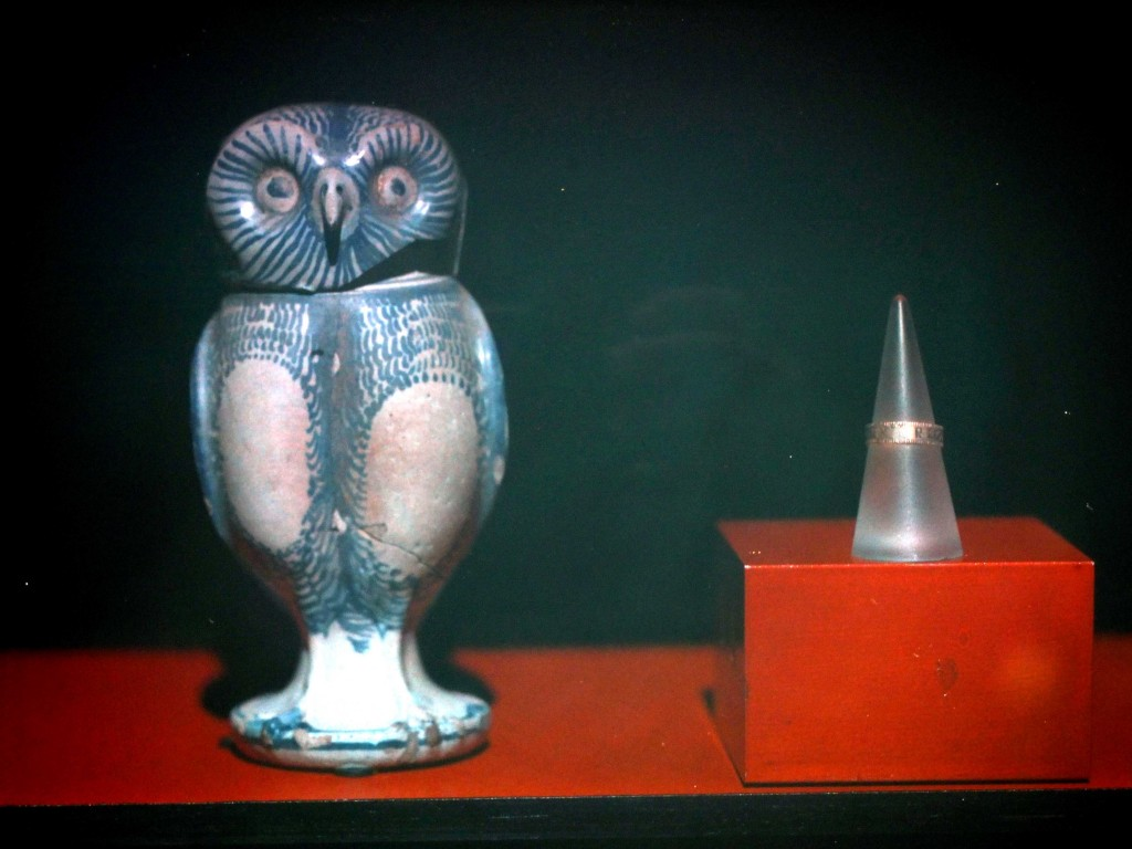 Chester Owl Jug and Ring_Low_Res