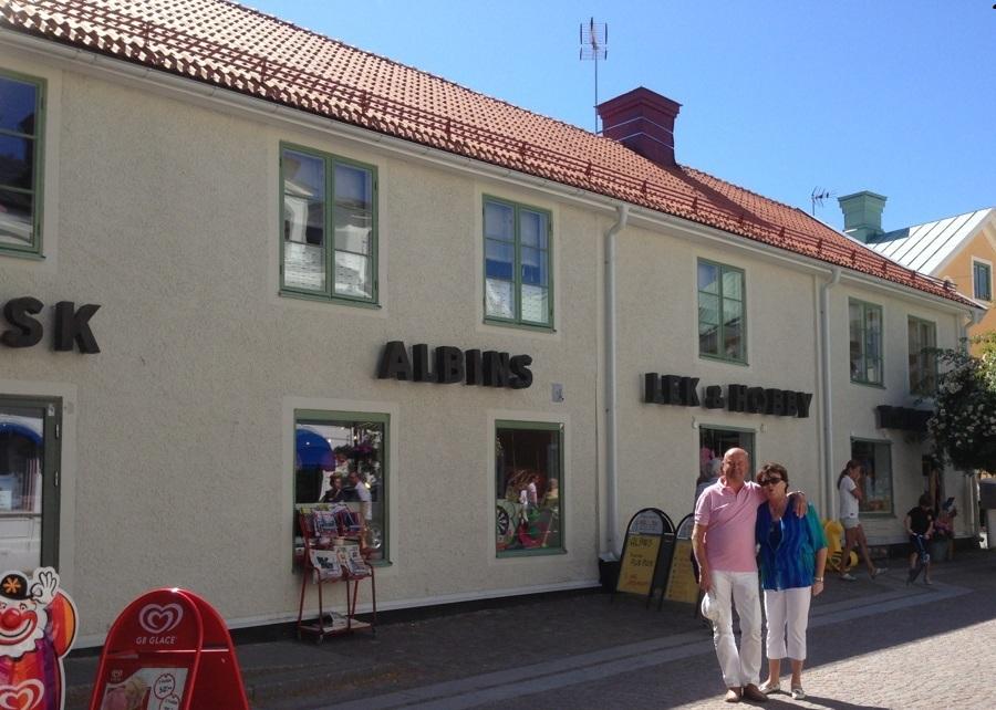 Albins Birgitta & Kurt