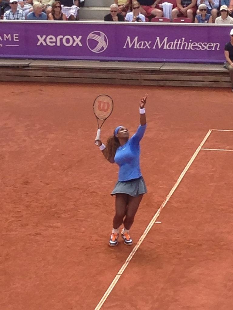 Serena Williams Båstad -13