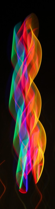 Light Painting Pete Rogina
