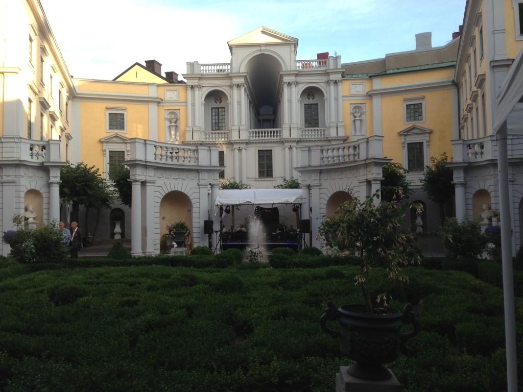 Tessinska Palatset