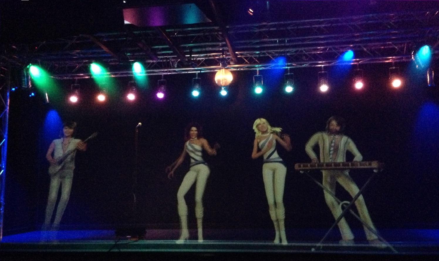 ABBA projicering