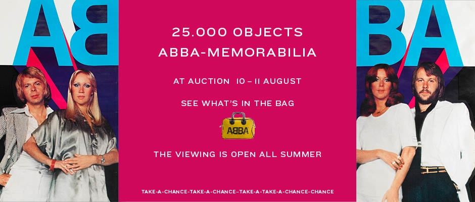 The ABBA Collection by Thomas Nordin
