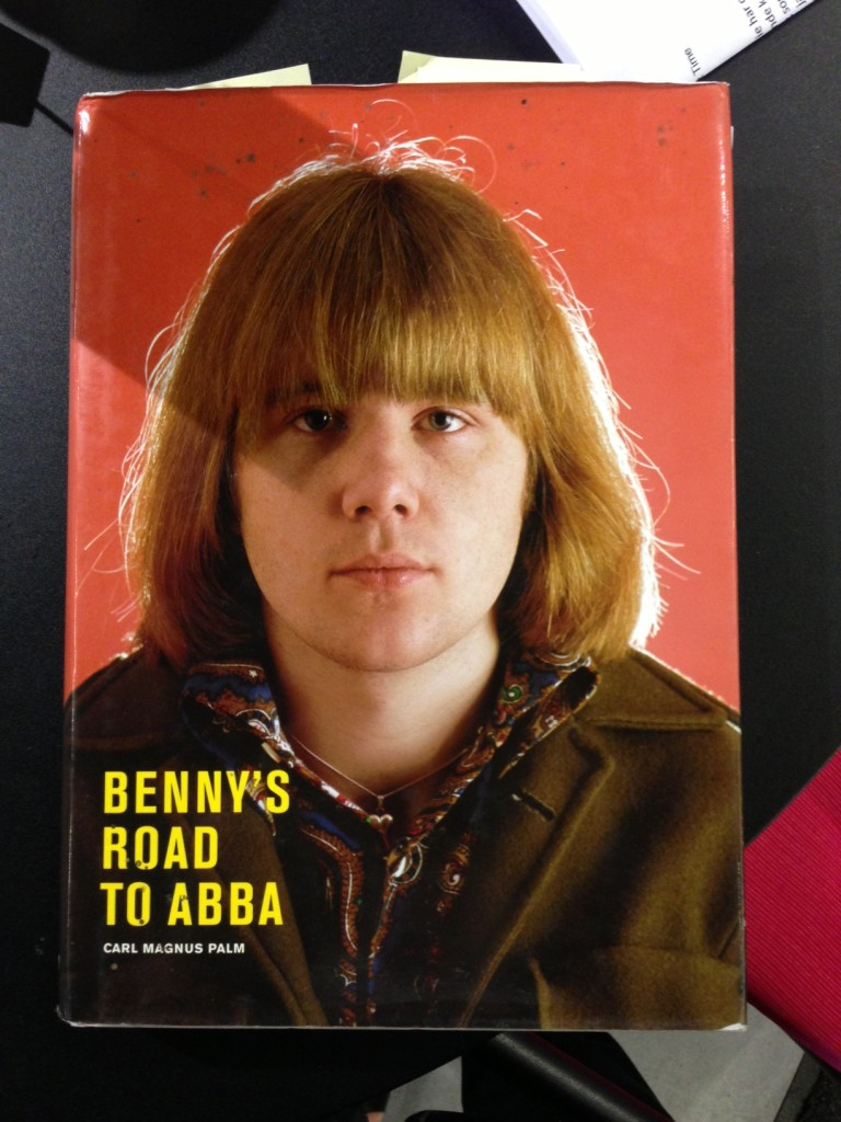 Bennys road to ABBA