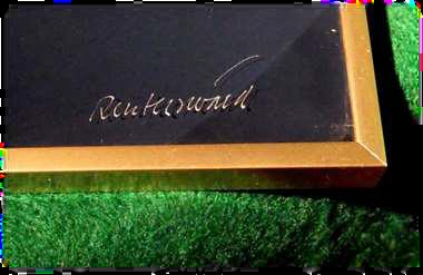 Carl Fredrik signing