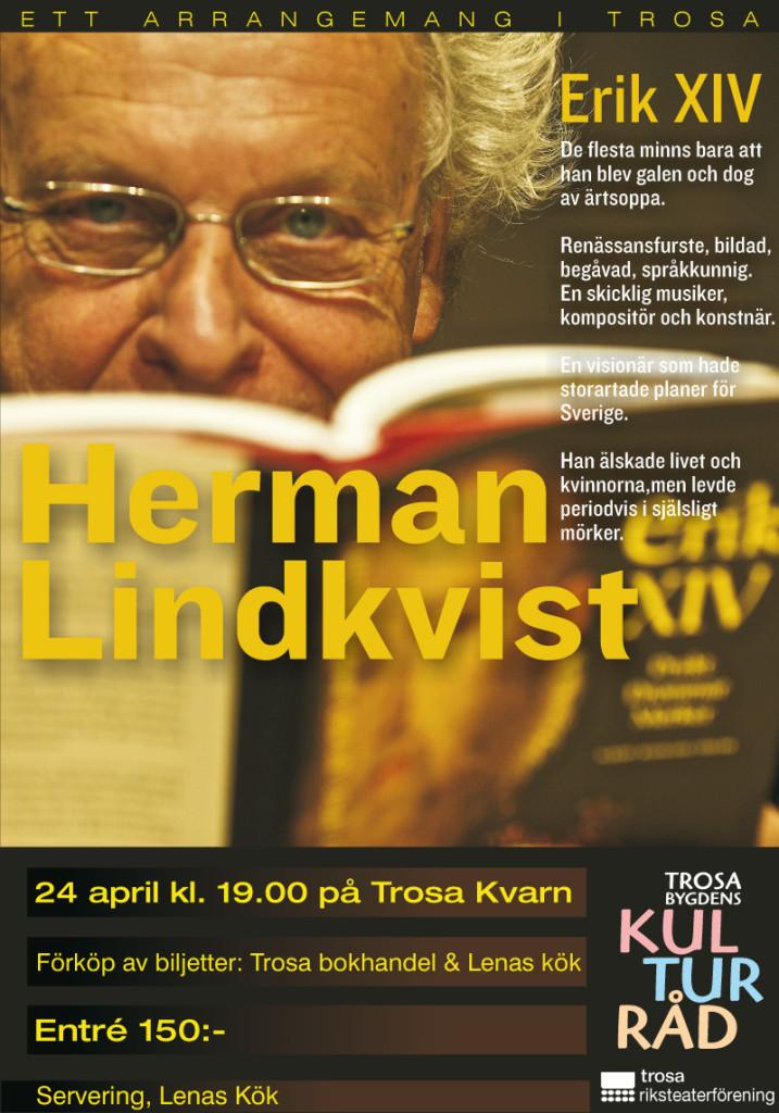 Herman Lindqvist KVARNEN