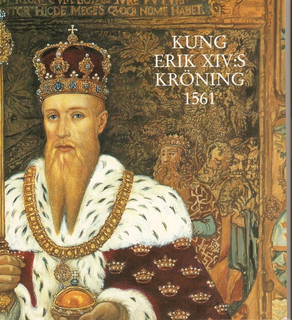 Kung Erik XIV:s kröning 1561