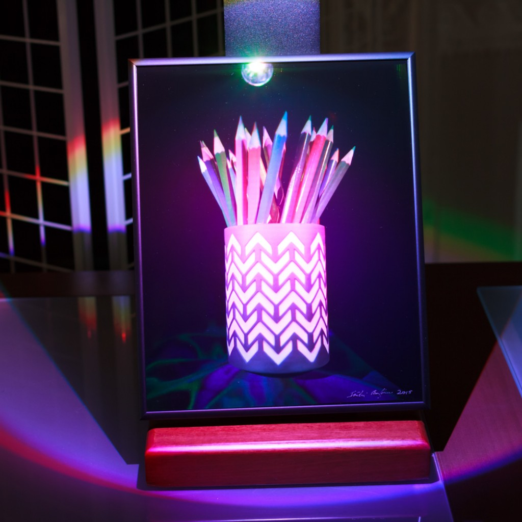 Colour Hologram ISDH