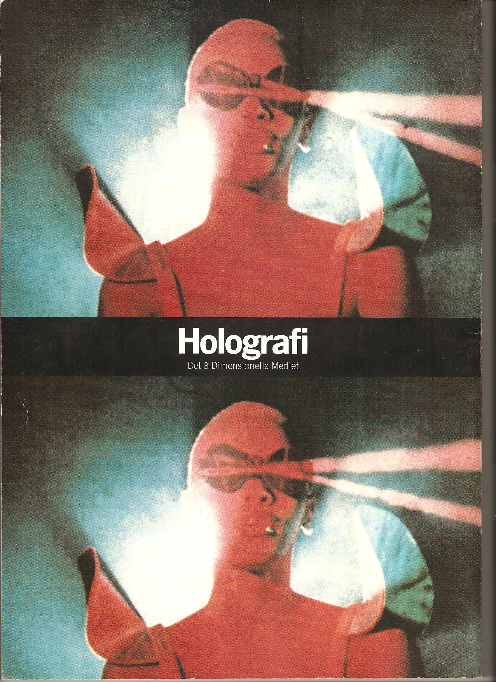 Kulturhuset 1976 Holografi