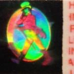 Johhny Walker hologram