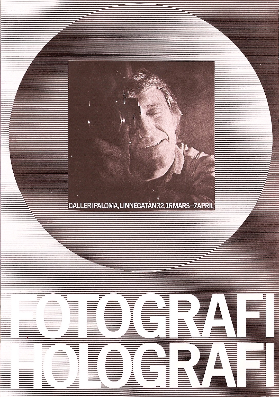 Fotograf Åke Sandström