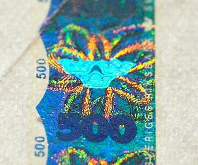 Sedel 2013 hologram