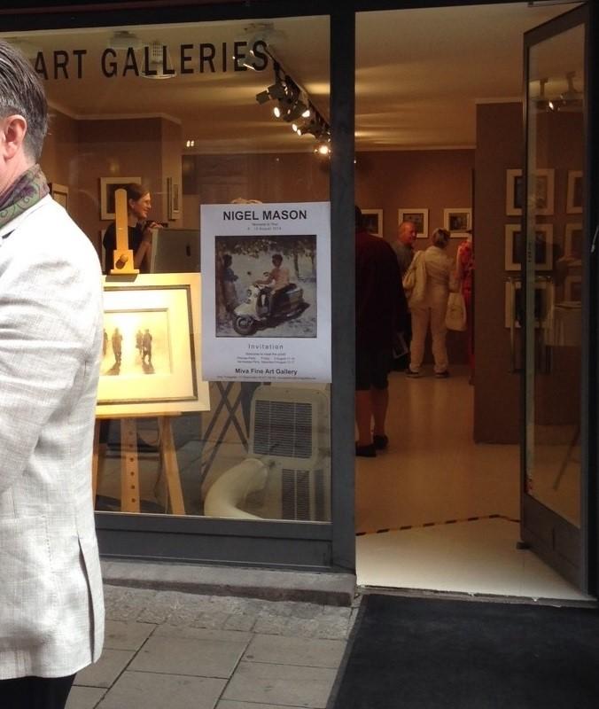 MIVA Art Gallery