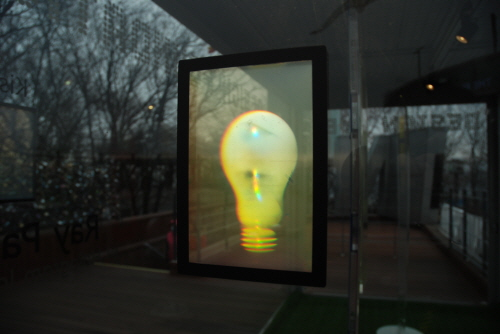 Ray Park The Hologram Bulb 2008