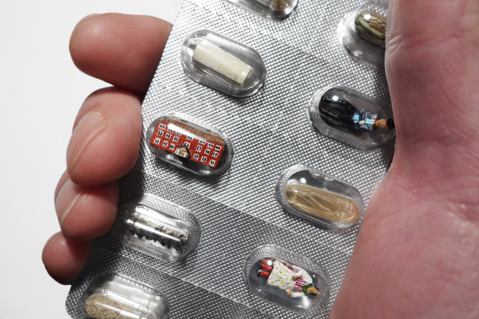 3 Tabletter mot landsbygdsrädsla. Foto Erik Olof Wiklund