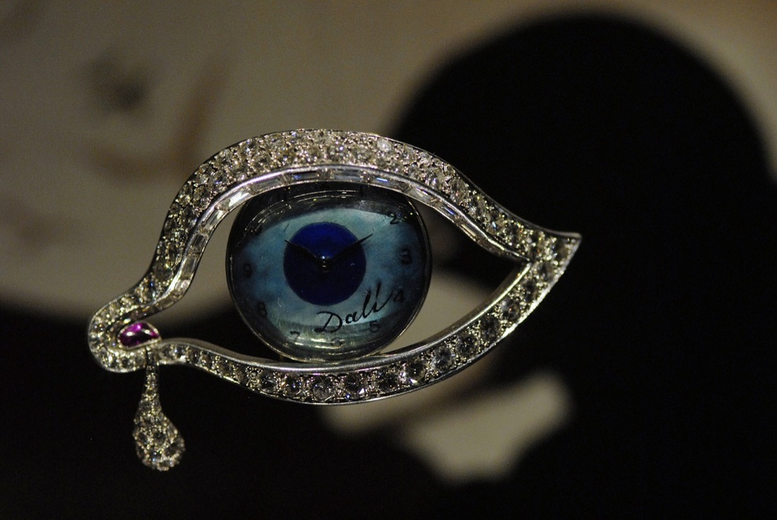 Salvdor Dali Jewelry