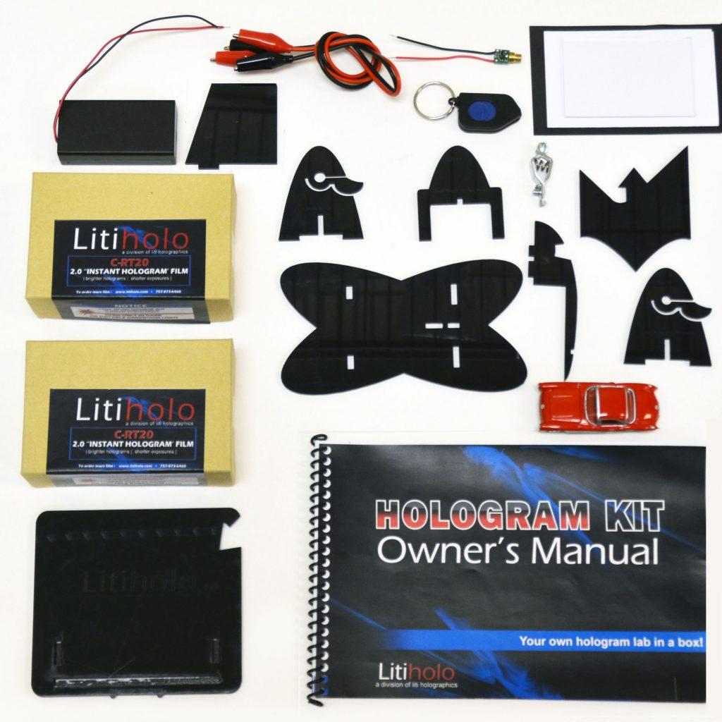 Layout.jpgLitiholo Hologram Kit
